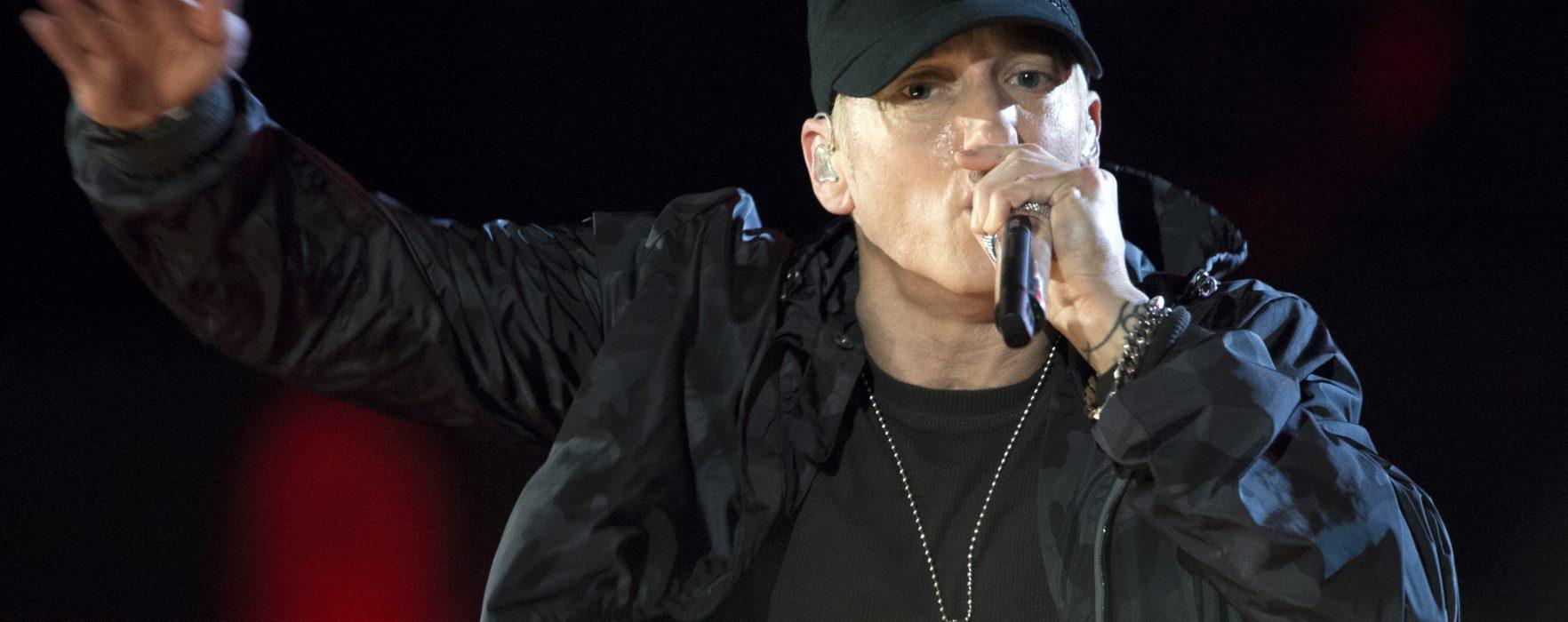 Eminem Teases New Album Ahead of Leeds Festival Return