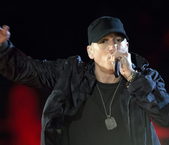 Eminem Teases New Album Ahead of Leeds Festival Return