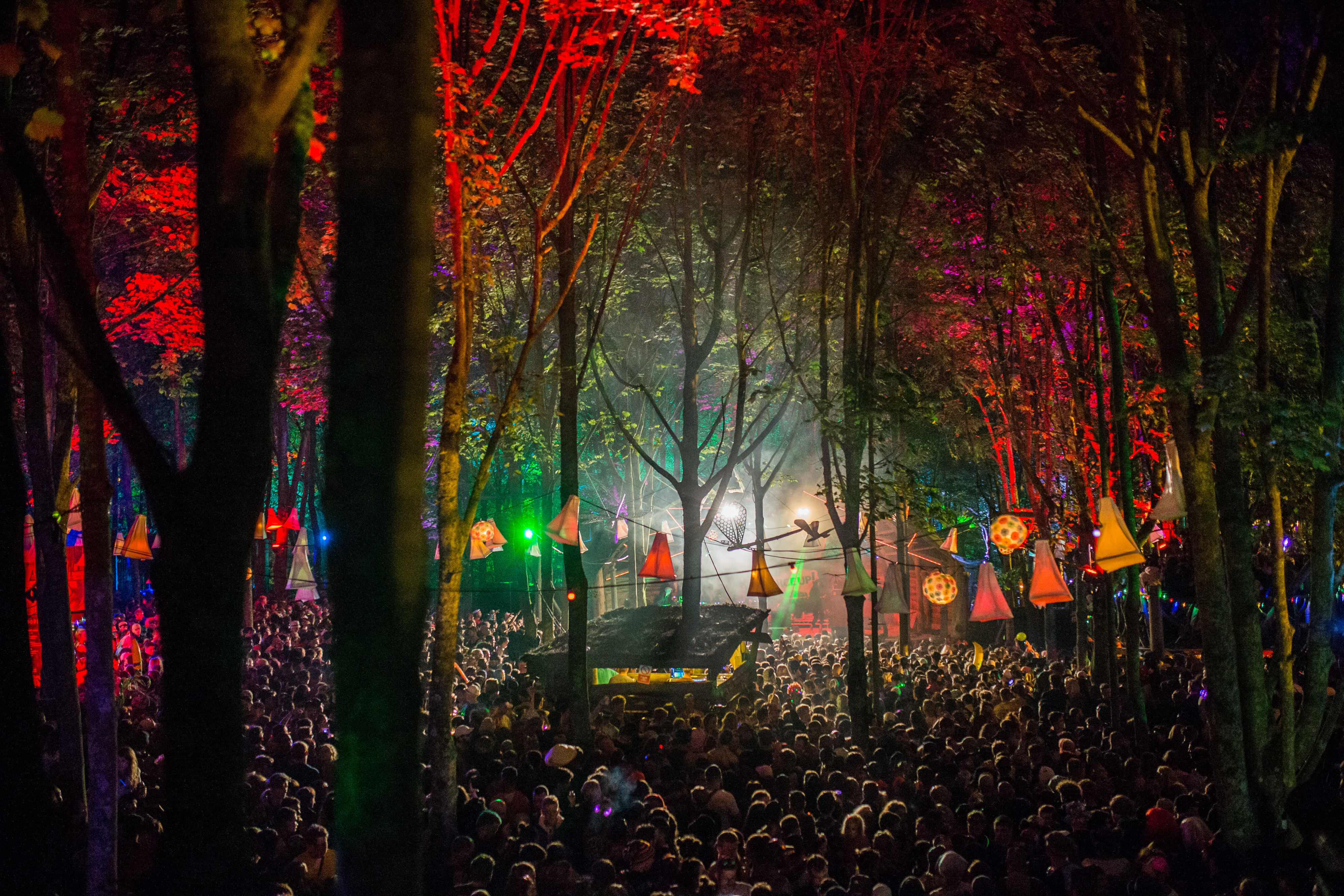 Boomtown Fair The Most Magical Four Days Of Next Level