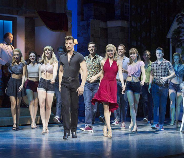 The Dirty Dancing Tour Is Jumping Back Up North!