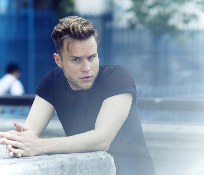 Olly Murs can't wait for his headline concert at Haydock Park Racecourse.