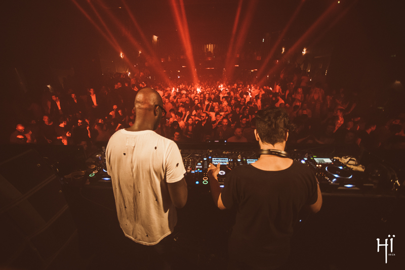 Black Coffee at Hi Ibiza