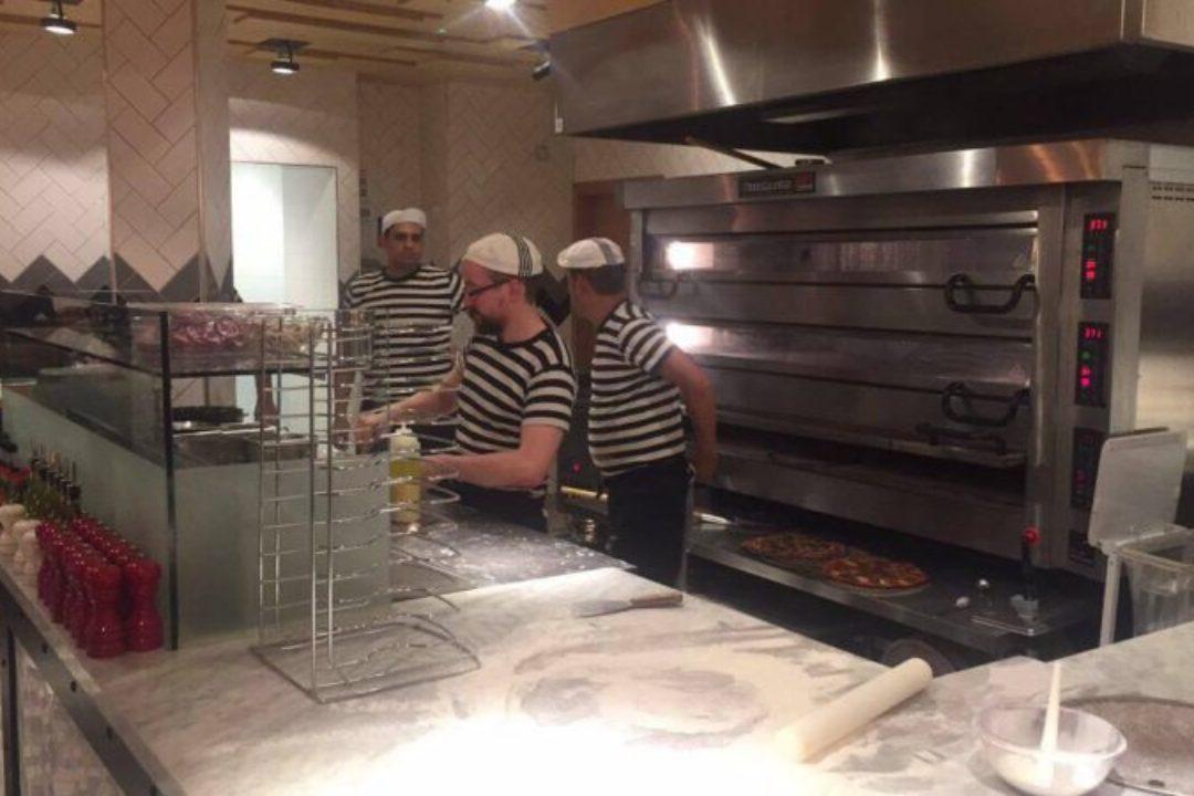 Restaurant Review: Pizza Express' Brand New Autumn Menu