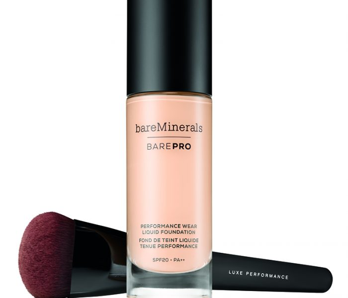 Bare Minerals release new Barepro liquid foundation!