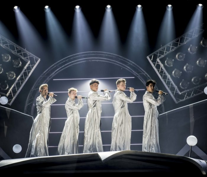 Review: Take That's new musical The Band shines in Manchester