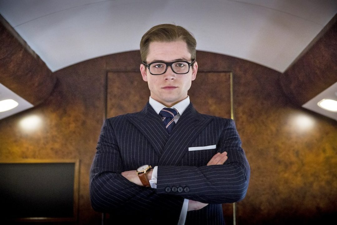 Kingsman: The Golden Circle Host It's World Premier And Manchester Movie Fans Were Given An Exclusive Look