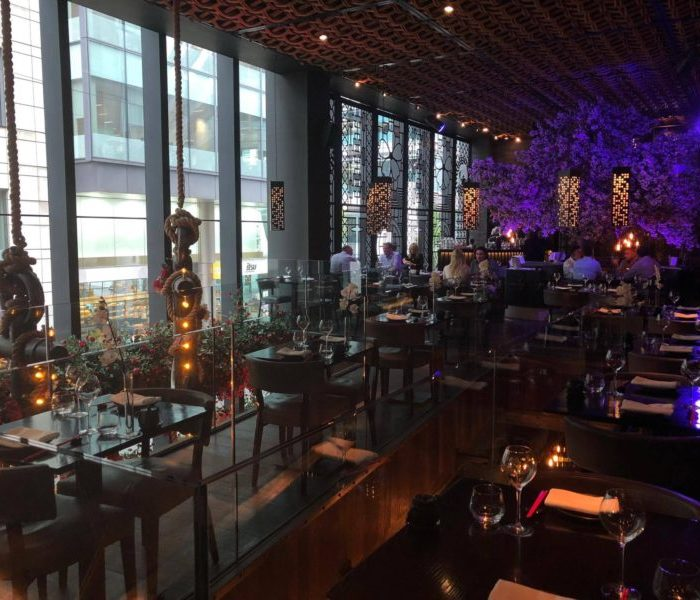 Eat in style and enjoy incredible food bliss with Tattu's new Winter menu