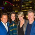 TV Stars celebrate The Alchemist opening in Media City UK with fireworks
