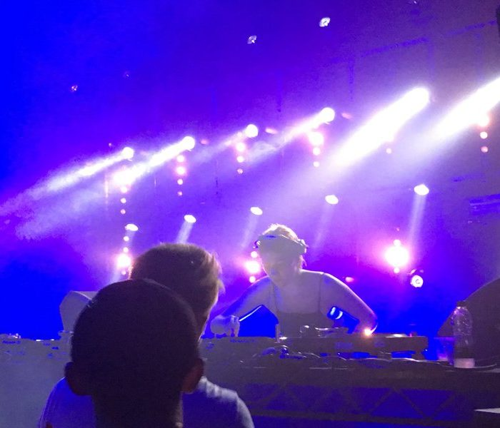 Annie Mac performs for her second time at WHP over the weekend!