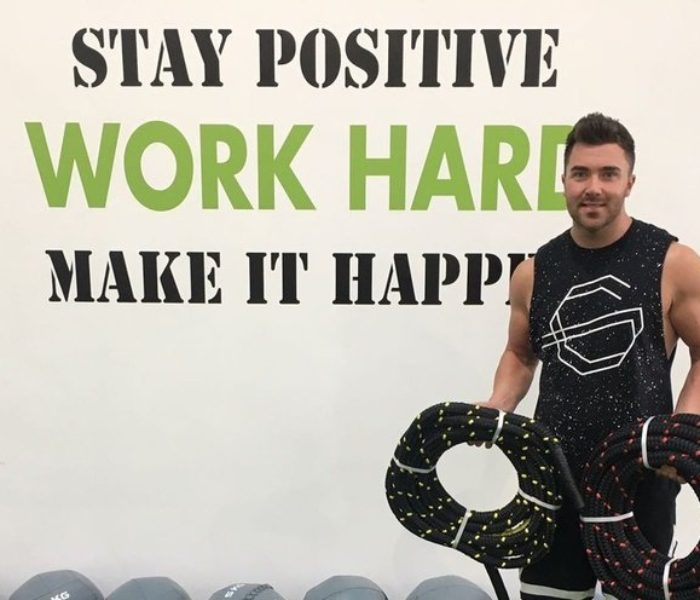 Geordie Shores' James Tindale launches his new gym – Gym Unique