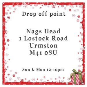 Drop Off Points For Your Christmas Shoe Boxes!
