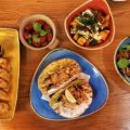 Delicous flavours from across the globe at Giraffe World Kitchen