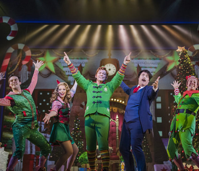 REVIEW: Elf the Musical, The Lowry Theatre