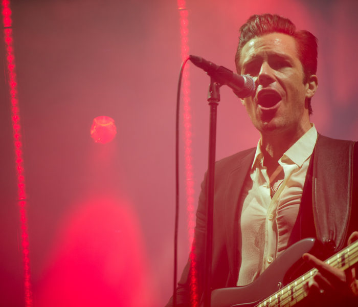 LIVE: The Killers at Manchester Arena Review