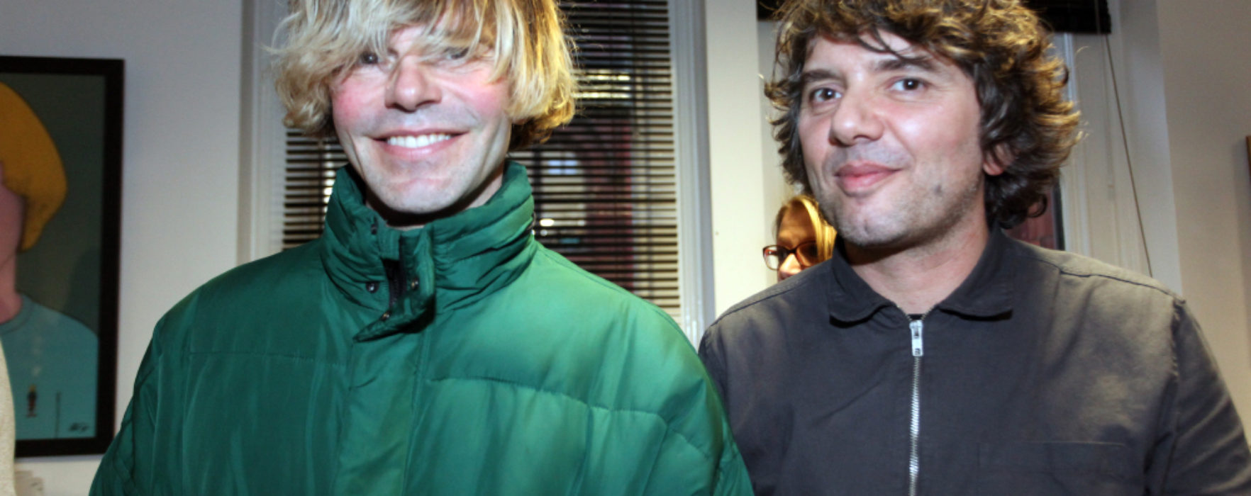 An Exclusive Look Into The Charlatans Secret Gig in Collaboration With Modern English