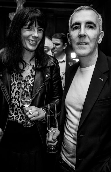 Manchester Hall launch party. Photo by Elspeth Moore.