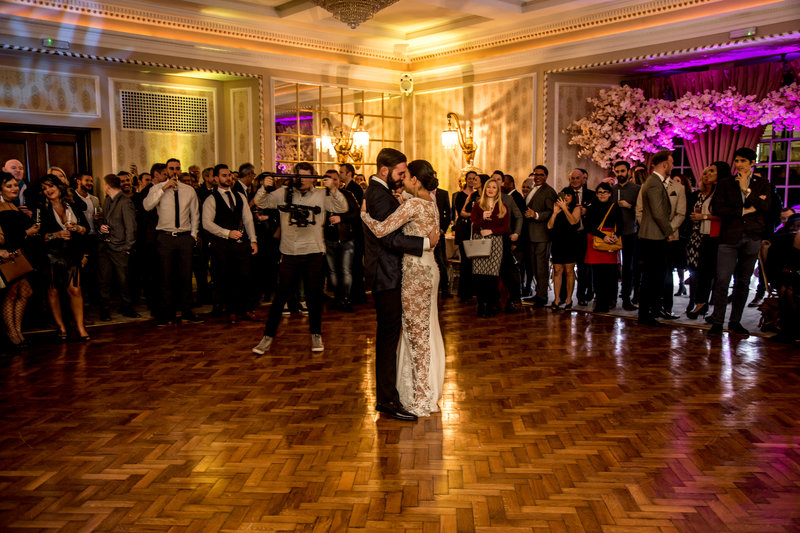 The wedding dance by JK Dance Productions. Photo by Elspeth Moore.