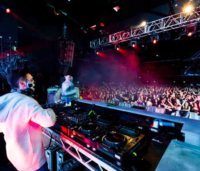 KYGO, DISCIPLES AND JONAS BLUE CELEBRATE HALLOWEEN AT MANCHESTER'S MONSTER MASH-UP