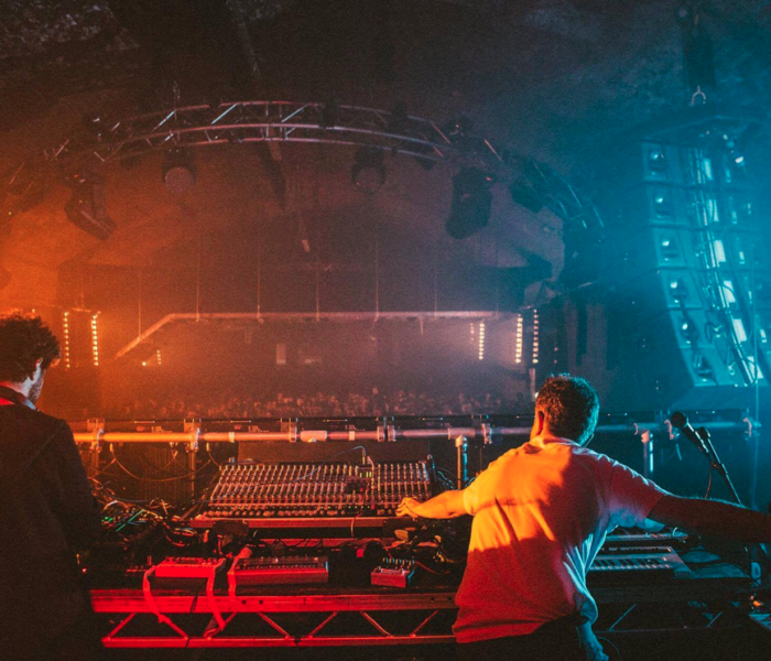 Dekmantel bring Amsterdam techno to Manchester's WHP