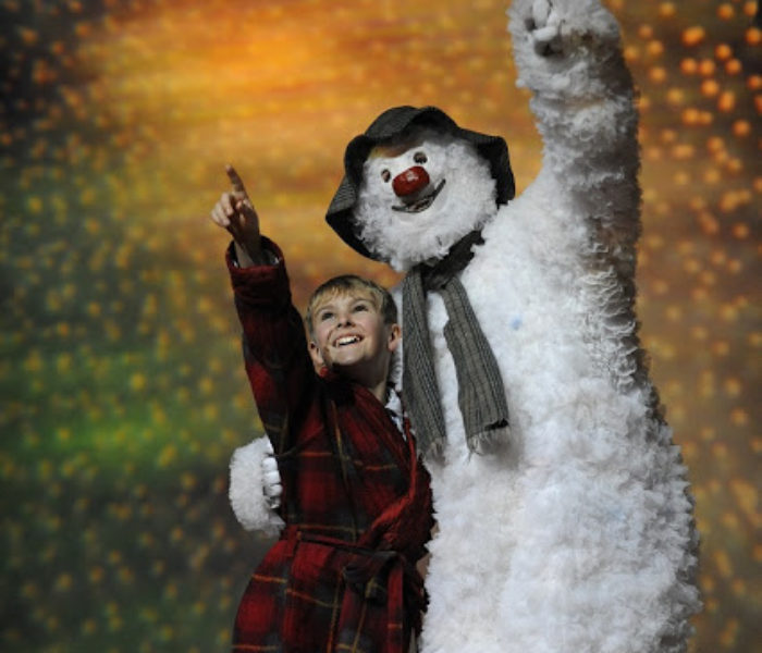 REVIEW: The Snowman at Manchester Opera House