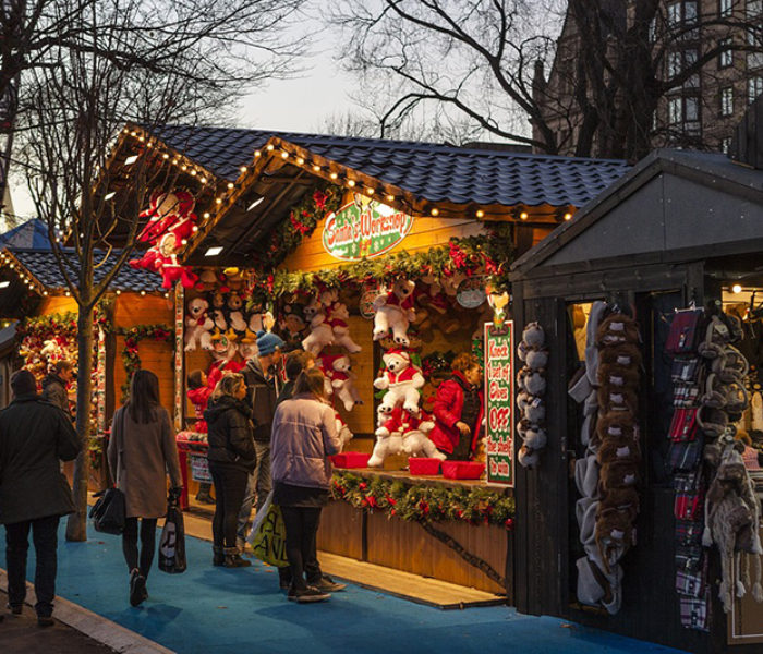 Introducing the 2017 Manchester Christmas Markets app