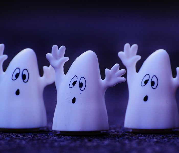 This Is Your Chance To Be A Ghost Hunter!