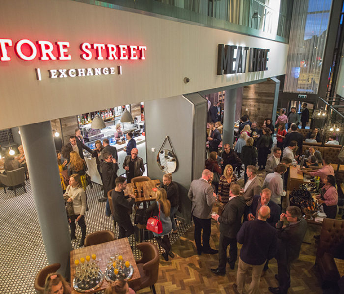 Store Street Exchange Restaurant & Bar Is Making Shock Waves In Manchester