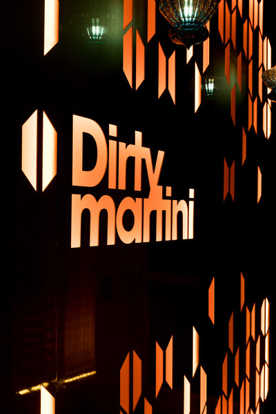 Dirty Martini launch party. Photo: Carl Sukonik / The Vain