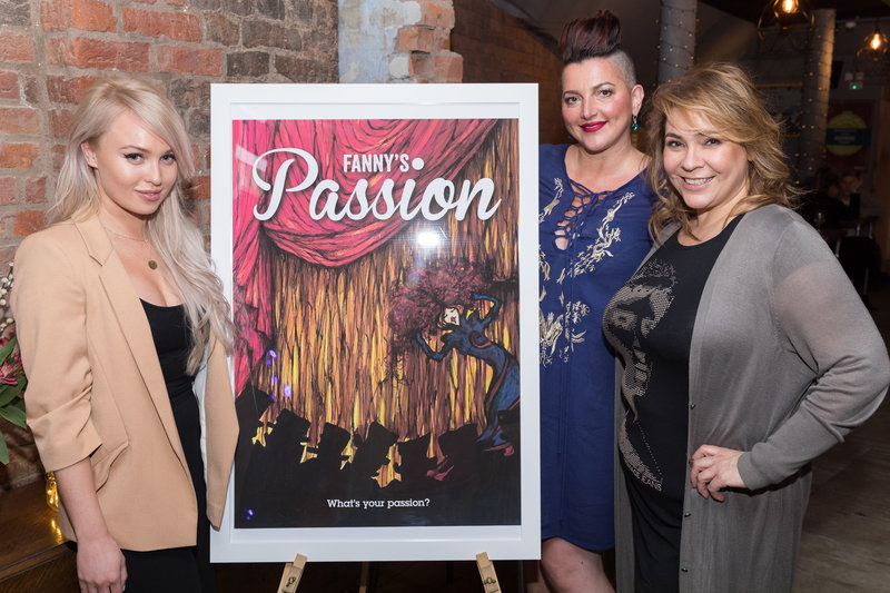 Launch of Fanny's Passion at Seven Bro7hers Brewery. Photo: Carl Sukonik / The Vain