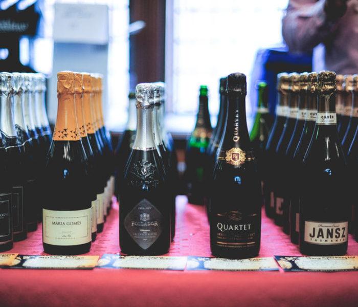 Sample wine, cava, prosecco and champagne at Altrincham's Fizz Festival