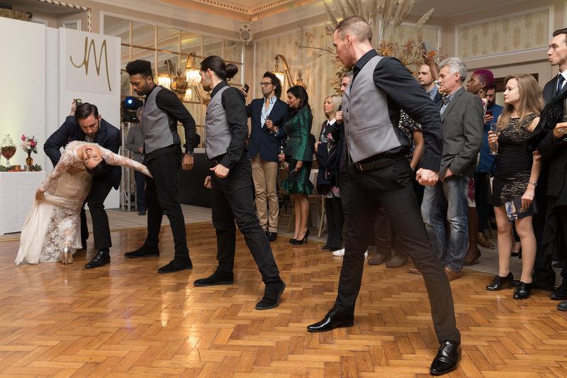 The wedding dance. Photo by Carl Sukonik.