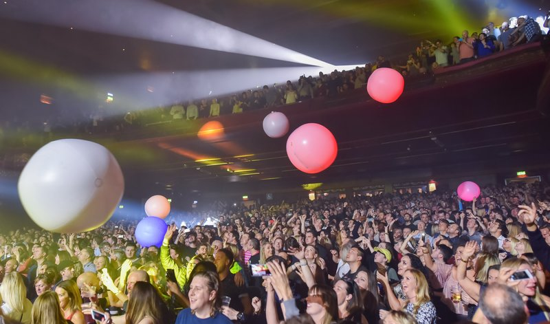 Hacienda Classical at O2 Apollo.  Photo: Dominic Simpson