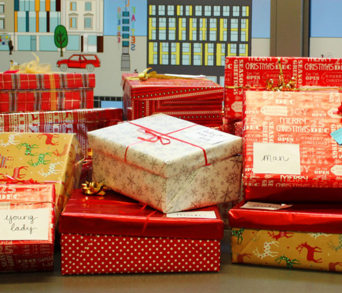 Help the Manchester shoebox appeal spread some love this Christmas
