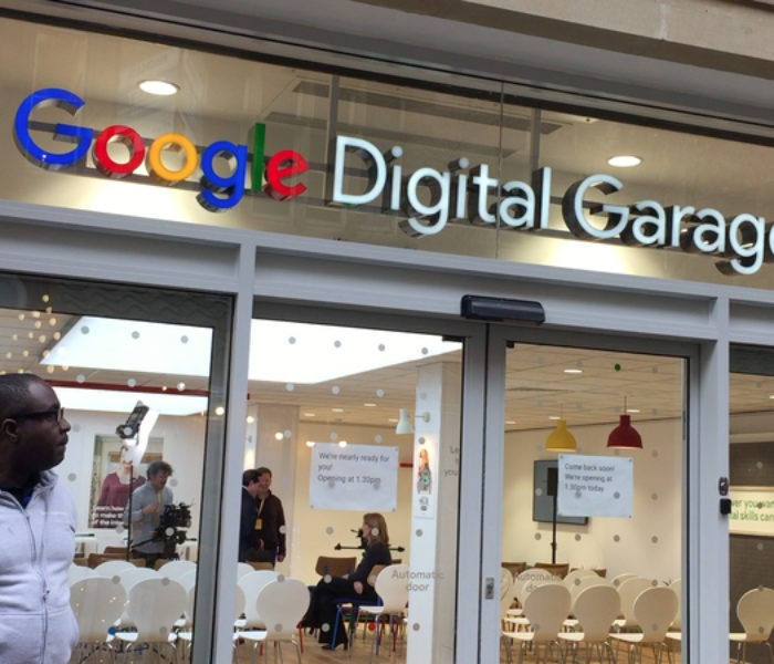 VIDEO: Google Digital Garage comes to Manchester