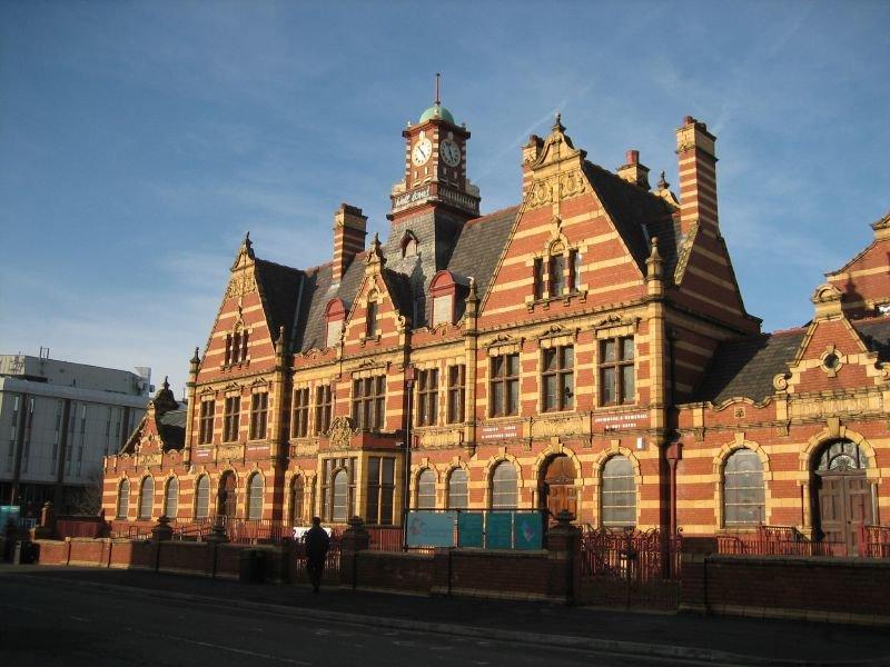 Victoria Baths in Manchester
