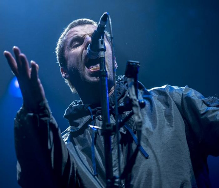 Liam Gallagher will be singing at Benicàssim festival in Spain – as you were!
