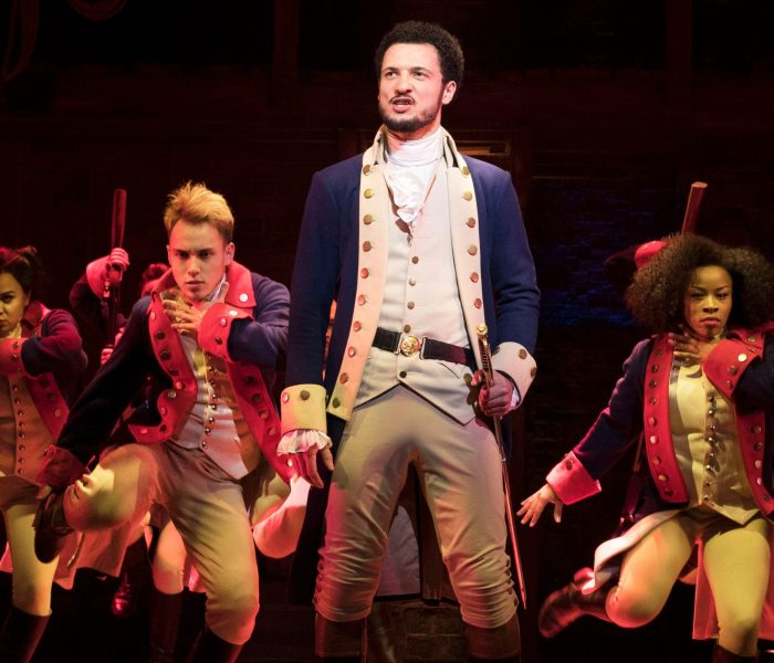 REVIEW: Hamilton Hits London!