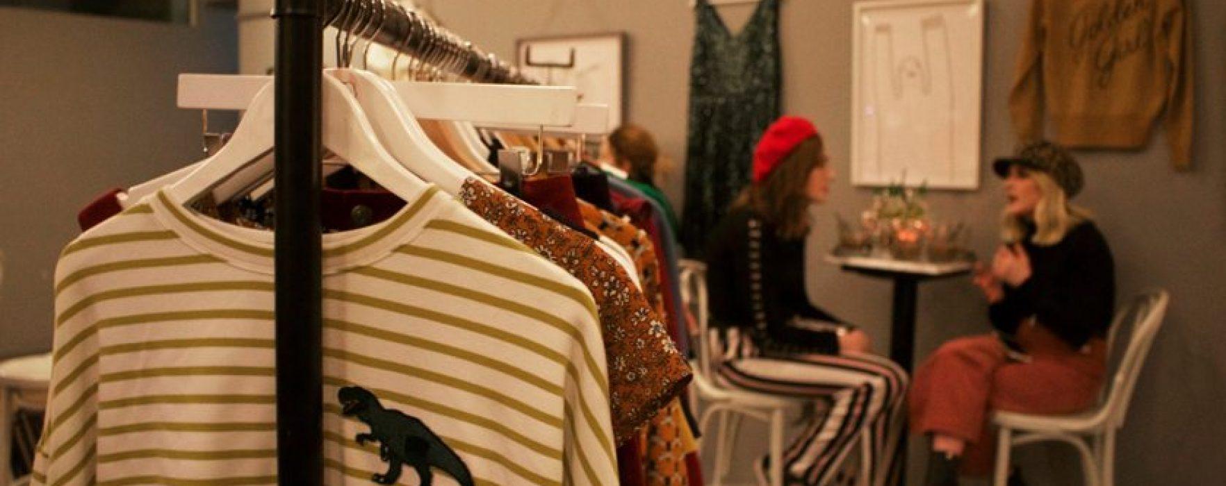 Christmas Season – Joanie Clothing A/W17 Christmas Event
