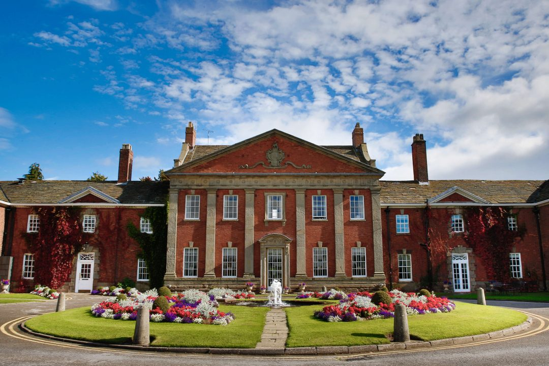 Luxurious, Relaxing and Rejuvenating, Mottram Hall is All of This and MORE