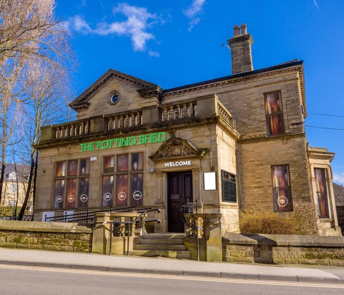 The Potting Shed Bar & Gardens Opens In Guiseley
