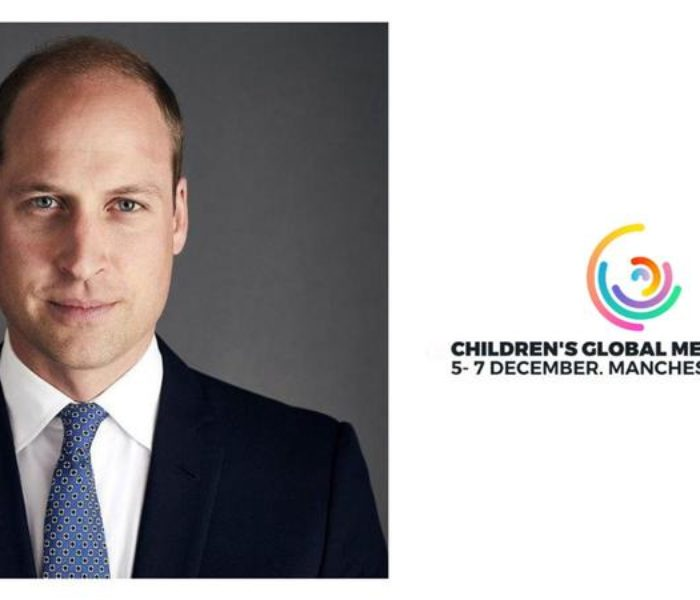 The Duke And Duchess Of Cambridge Will Be In Manchester To Attend The Children's Global Media Summit