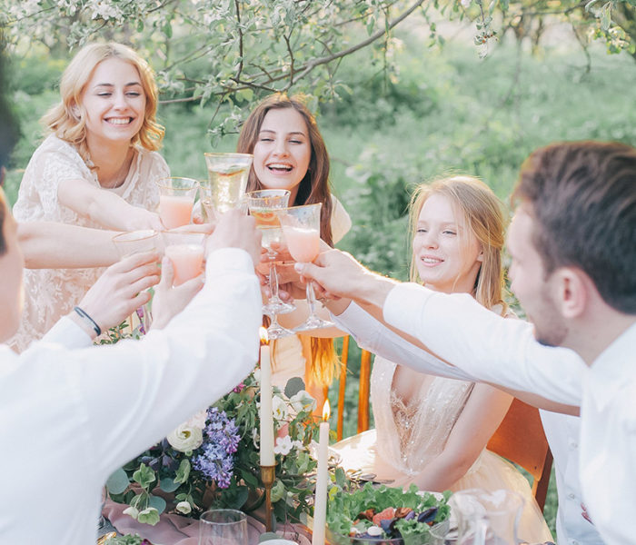 How to plan a professional party!
