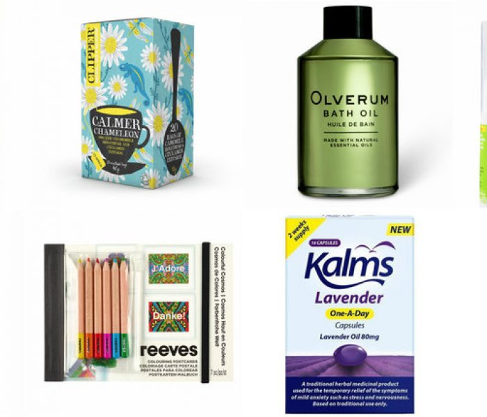 Top 8 Christmas Stress Busting Products
