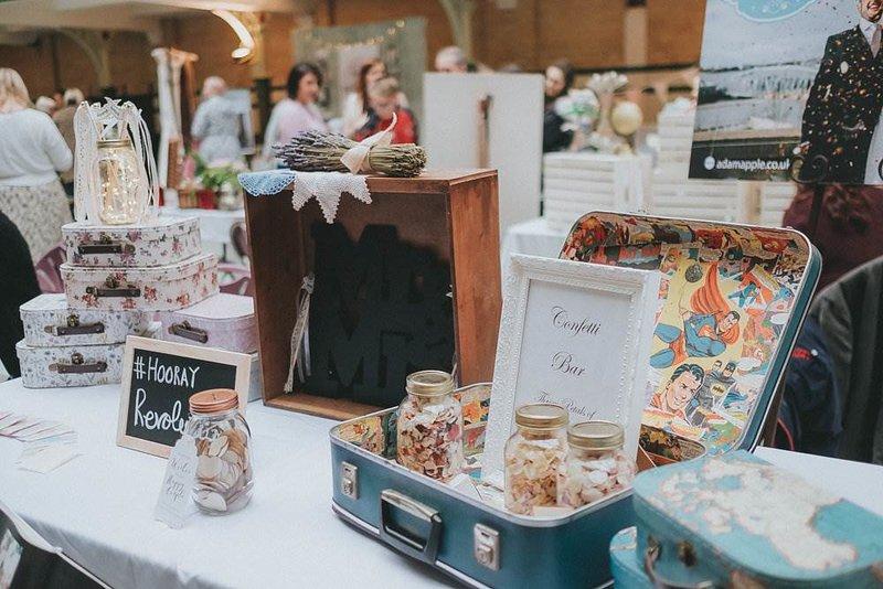 The Magpie Wedding Fair at Victoria Baths. Photo: Kate McCarthy.