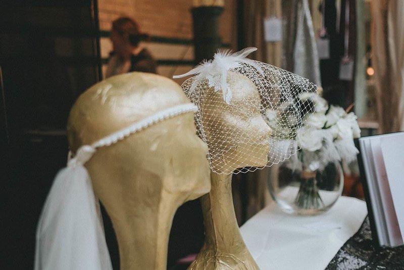 The Magpie Wedding Fair at Victoria Baths. Photo by Kate McCarthy.
