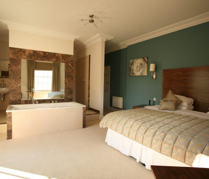 Banish the January blue's with a free overnight stay at Fishmore Hall
