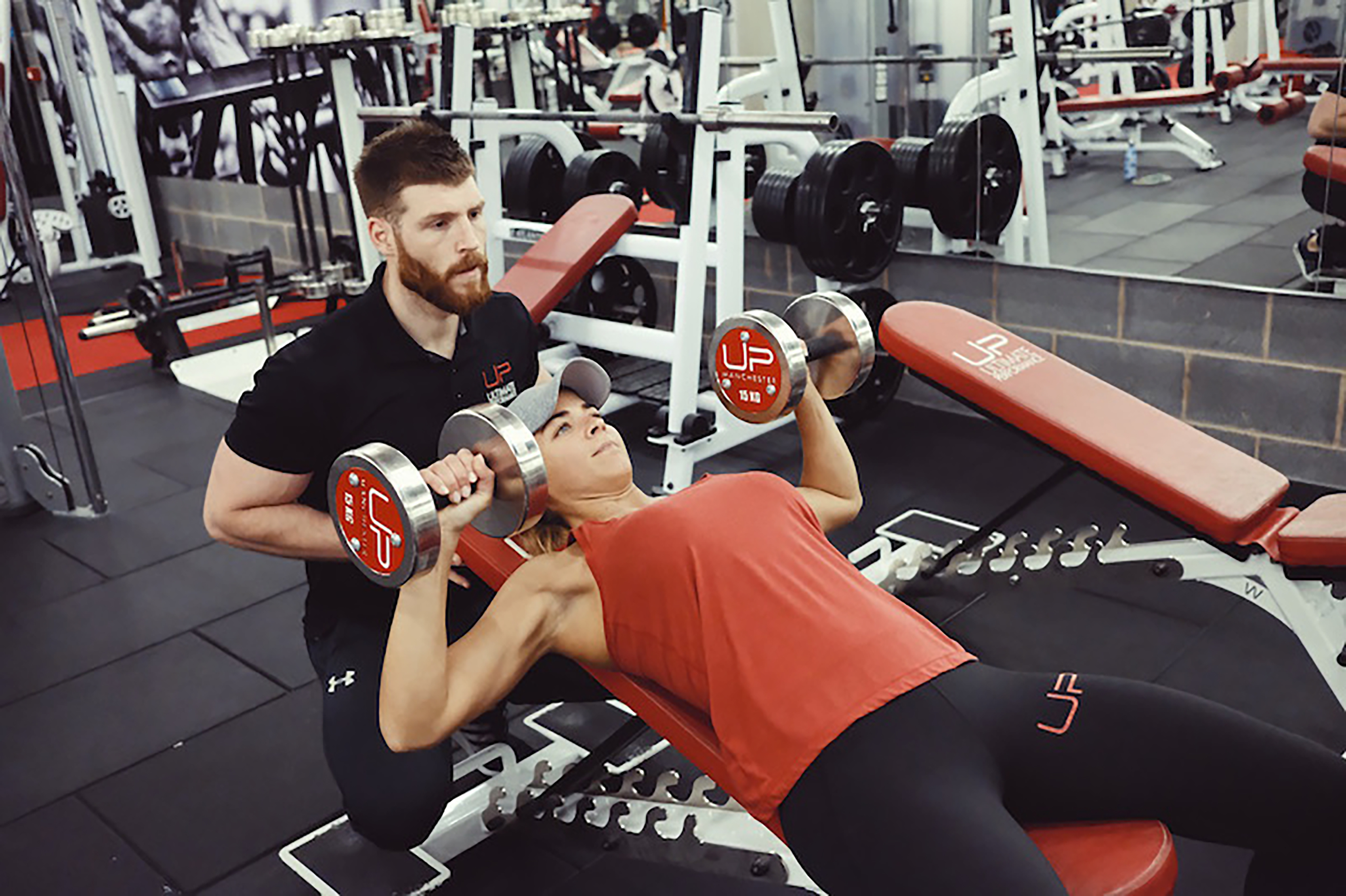 can the fitness industry overcome gender inequality