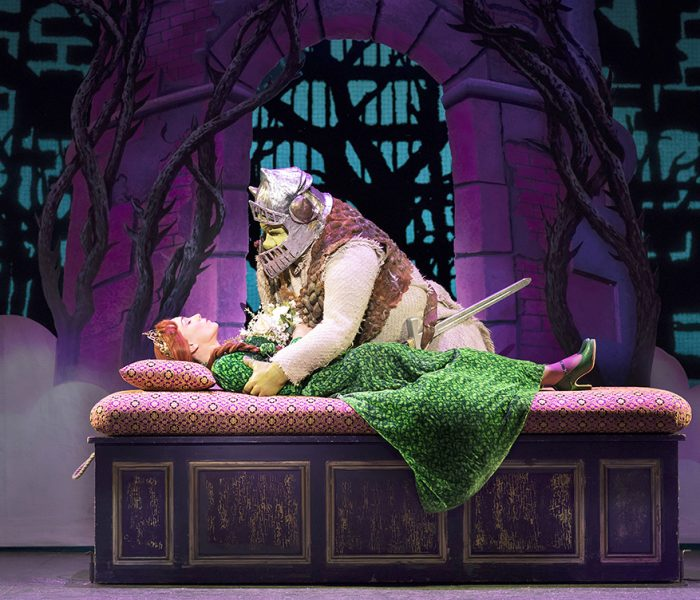 Shrek the Musical Review: The Palace Theatre