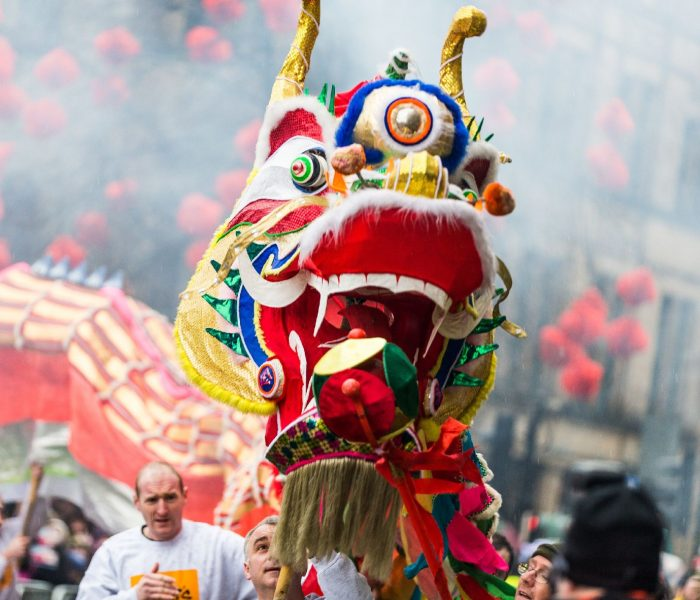 Here's where you can celebrate Chinese New Year in Manchester for free!