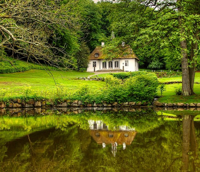 How to turn your modern house into a beautiful countryside home!